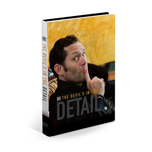 The Devil's in the Detail (Open Book) by Todd White - Book